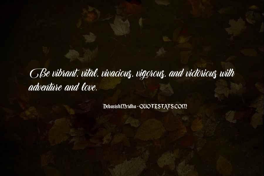 Vital Life Quotes #460663