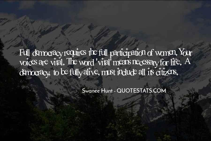 Vital Life Quotes #66045