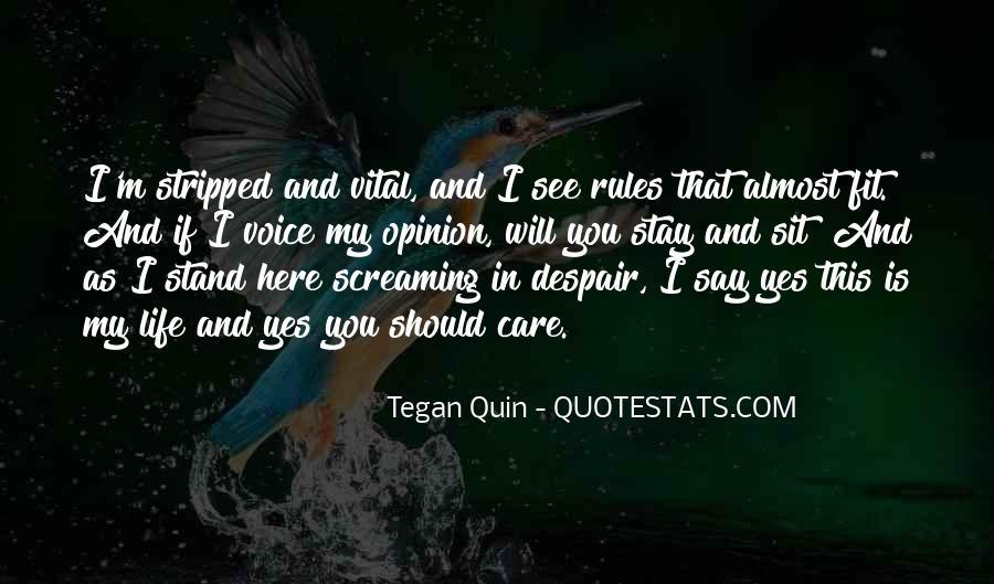Vital Life Quotes #91115
