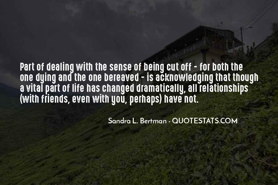 Vital Life Quotes #96761