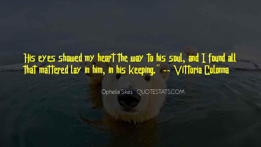 Vittoria Colonna Quotes #1247355