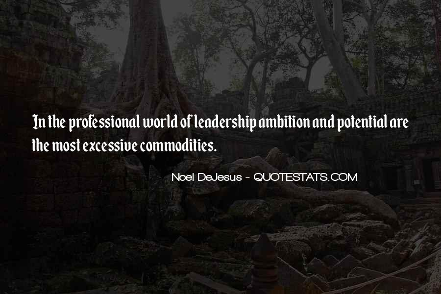 Quotes About Ambition And Success #1136769