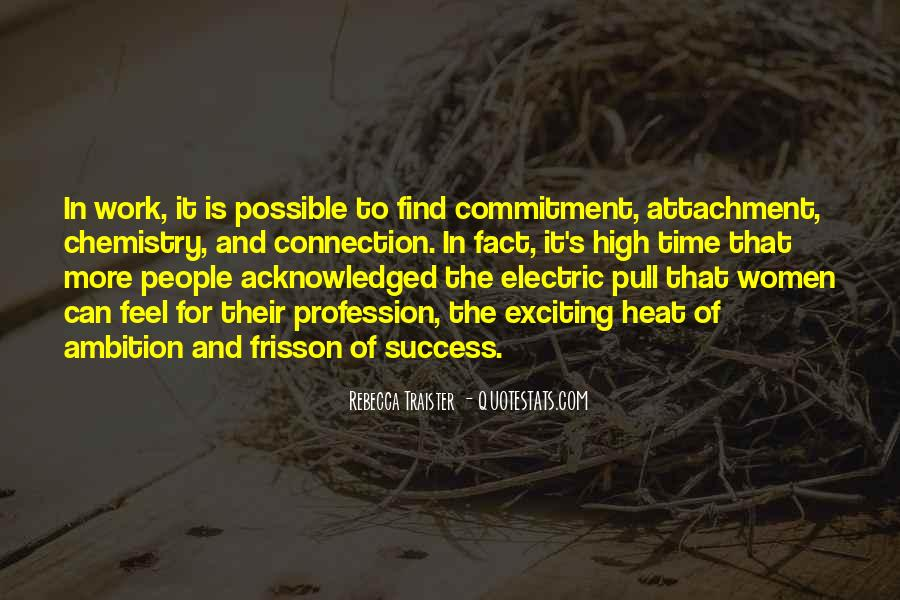 Quotes About Ambition And Success #1322090