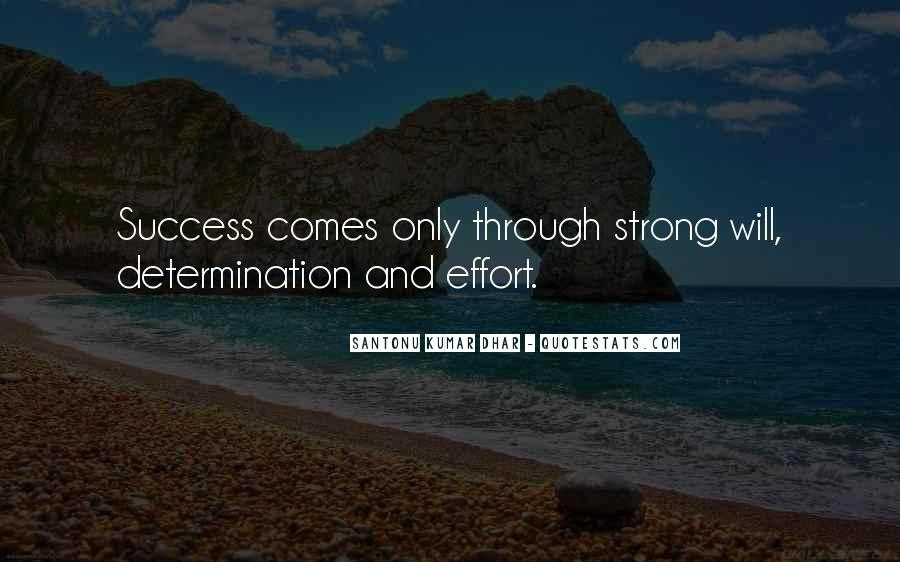 Quotes About Ambition And Success #1573375