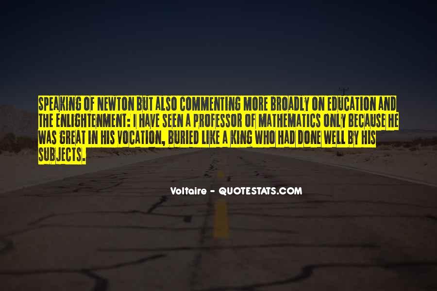 Vocation Calling Quotes #1429165