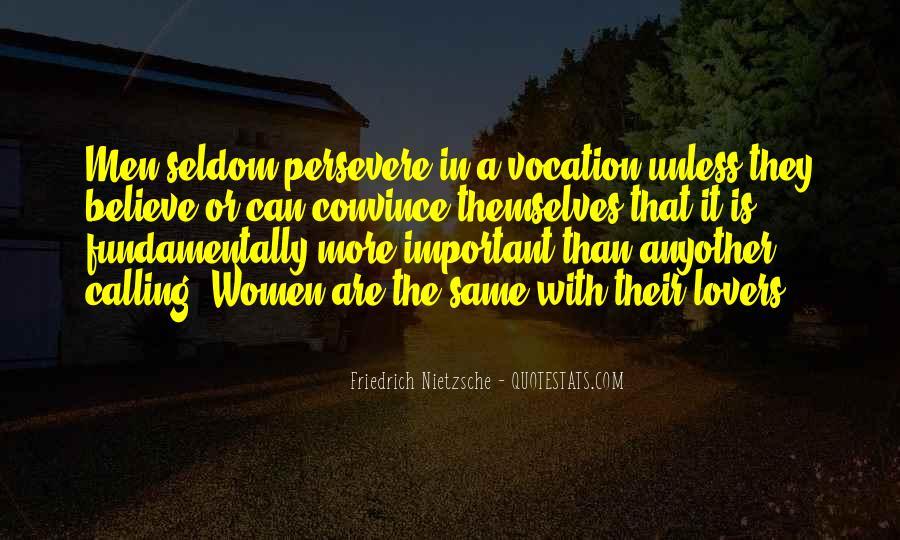 Vocation Calling Quotes #1825141