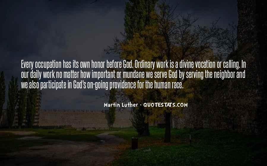 Vocation Calling Quotes #277332