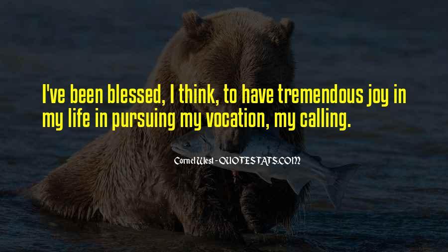 Vocation Calling Quotes #579469