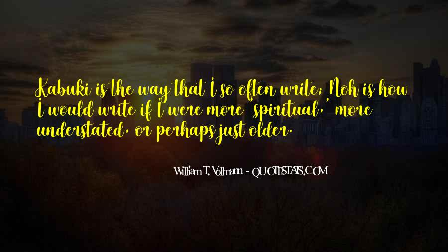 Vollmann Quotes #1450566