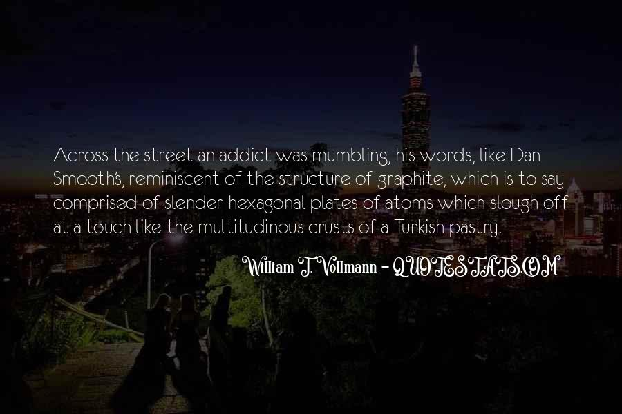 Vollmann Quotes #899397