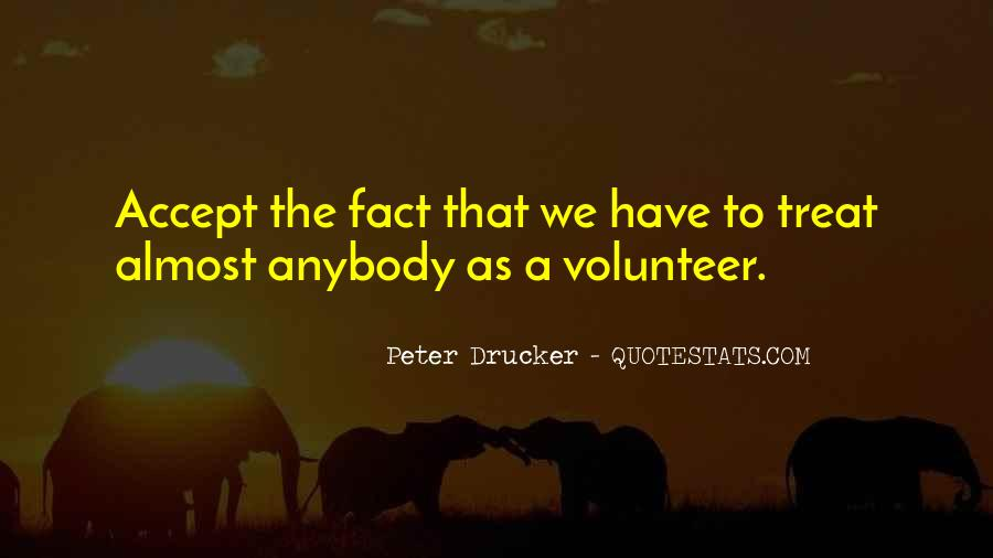 Volunteer Quotes #120727