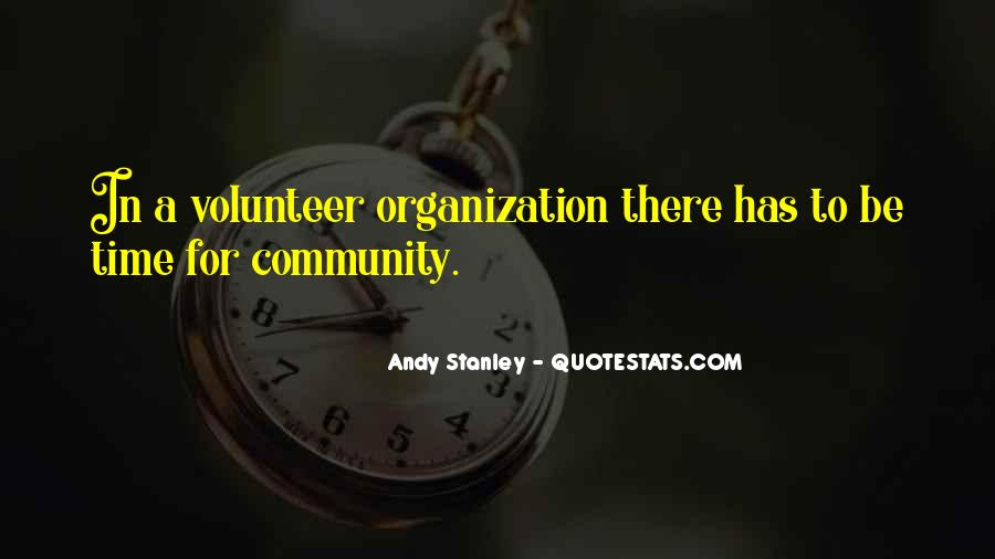 Volunteer Quotes #167097