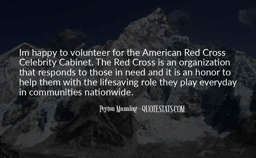 Volunteer Quotes #233274
