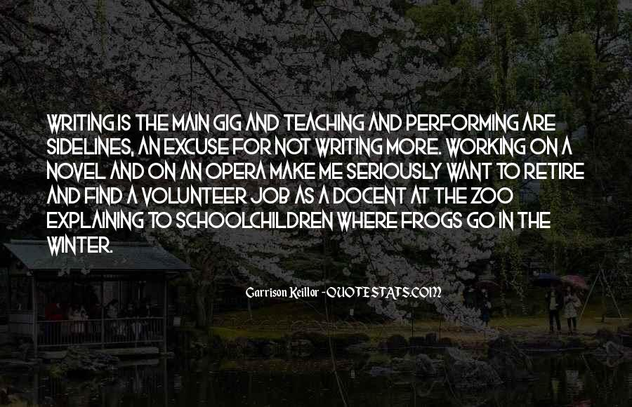 Volunteer Quotes #275958