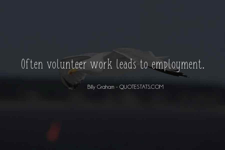 Volunteer Quotes #303832