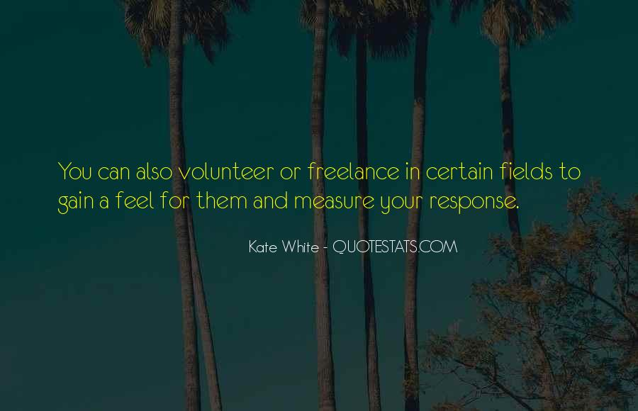 Volunteer Quotes #406123