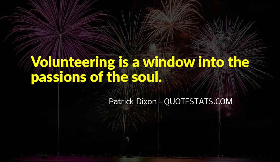 Volunteer Quotes #467859