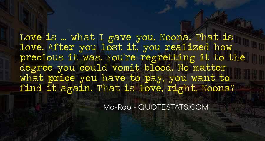 Vomit Love Quotes #729334