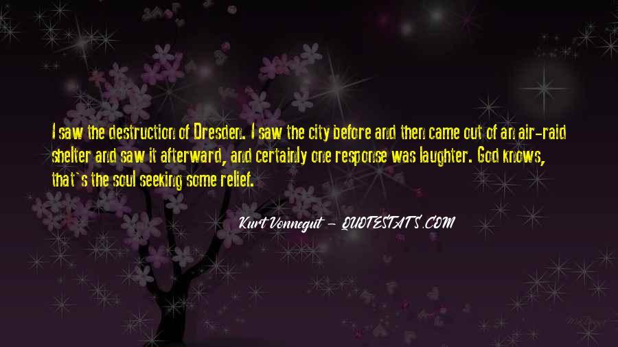 Vonnegut Dresden Quotes #1116729