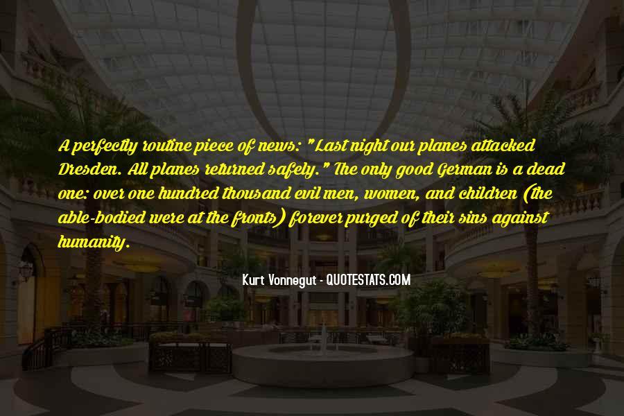 Vonnegut Dresden Quotes #1558513