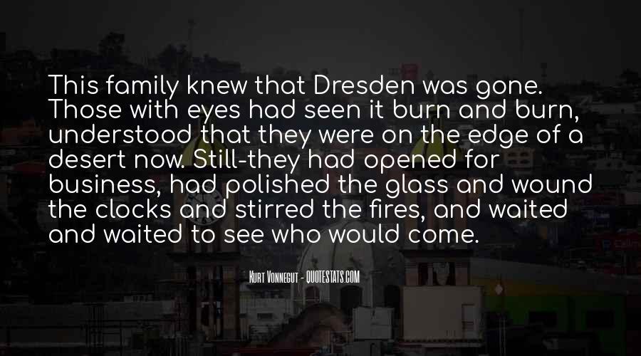 Vonnegut Dresden Quotes #1579596