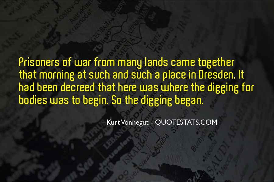 Vonnegut Dresden Quotes #413541