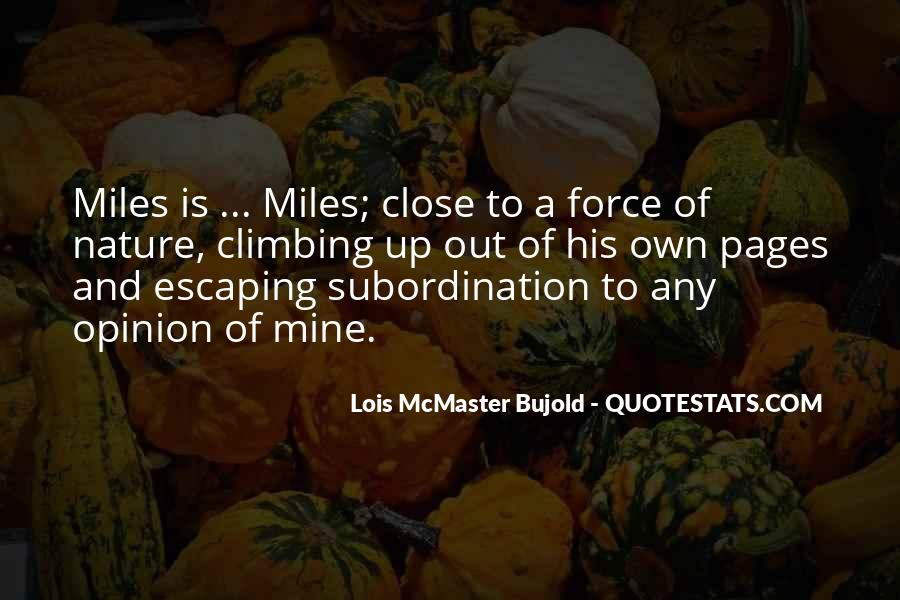 Vorkosigan Quotes #1813243