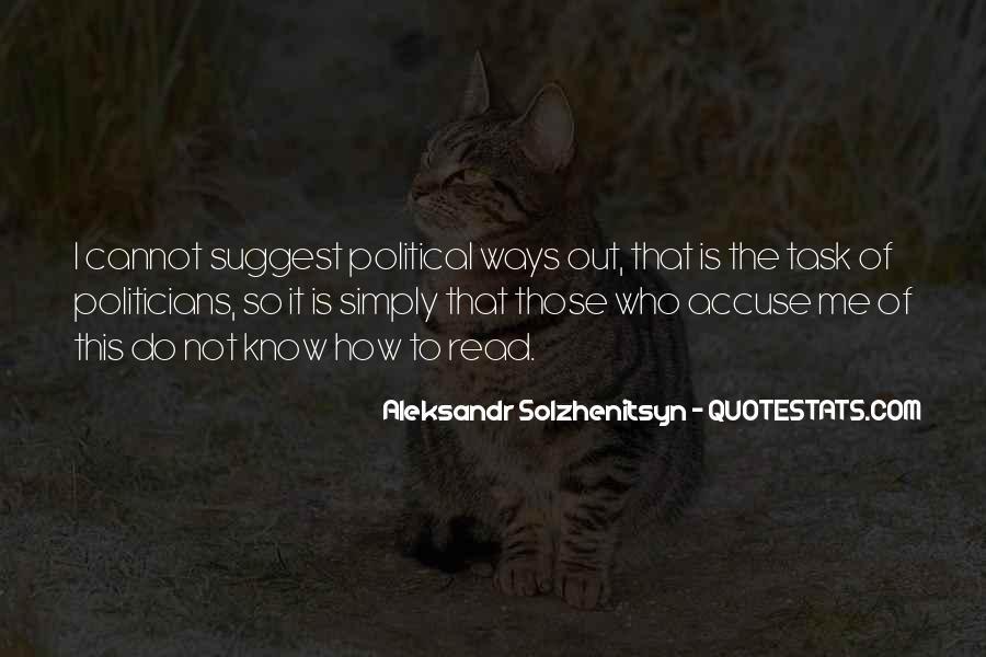 Voter Ignorance Quotes #1220447