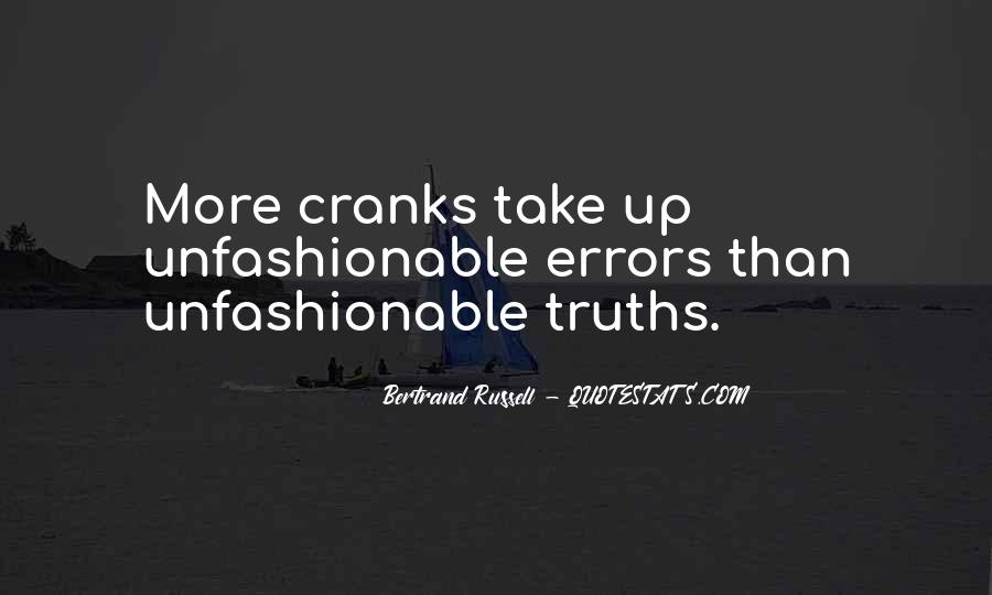 Quotes About Unfashionable #1745152