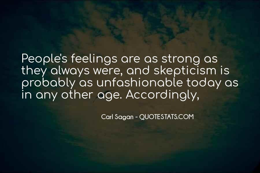 Quotes About Unfashionable #180120