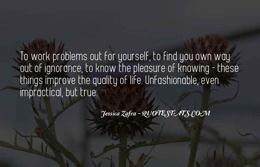 Quotes About Unfashionable #1825820