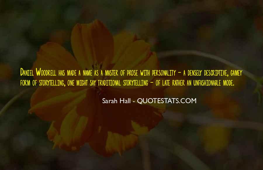 Quotes About Unfashionable #475849
