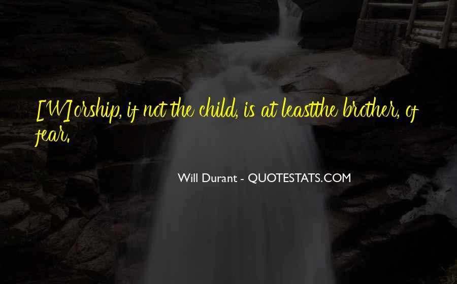 W Durant Quotes #1588602