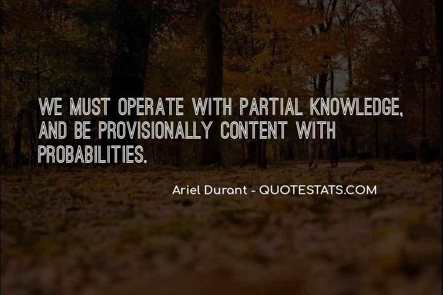 W Durant Quotes #30003