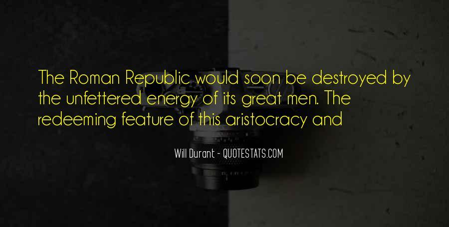 W Durant Quotes #4982