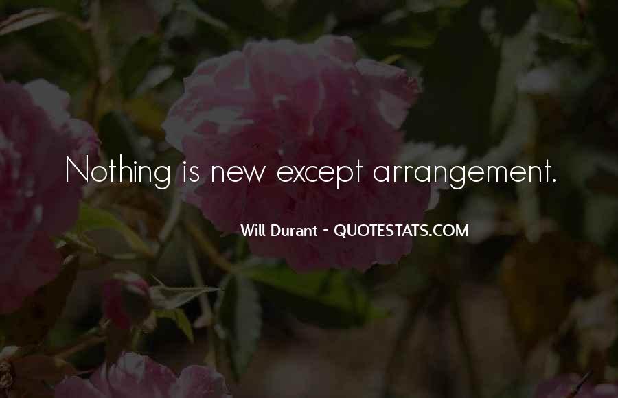 W Durant Quotes #94129