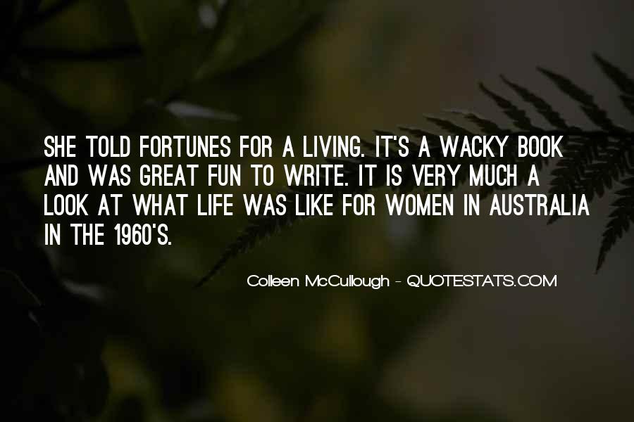 Wacky Life Quotes #230903
