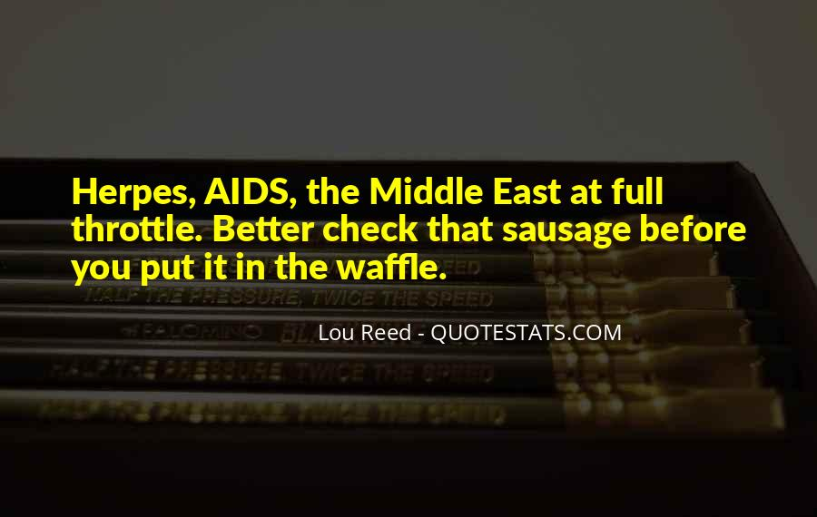 Waffle Quotes #1570193