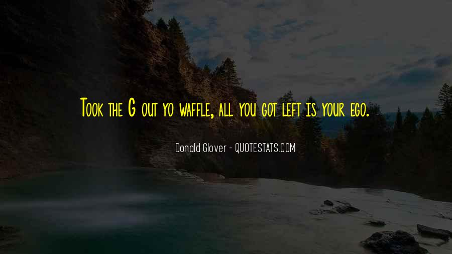 Waffle Quotes #197437