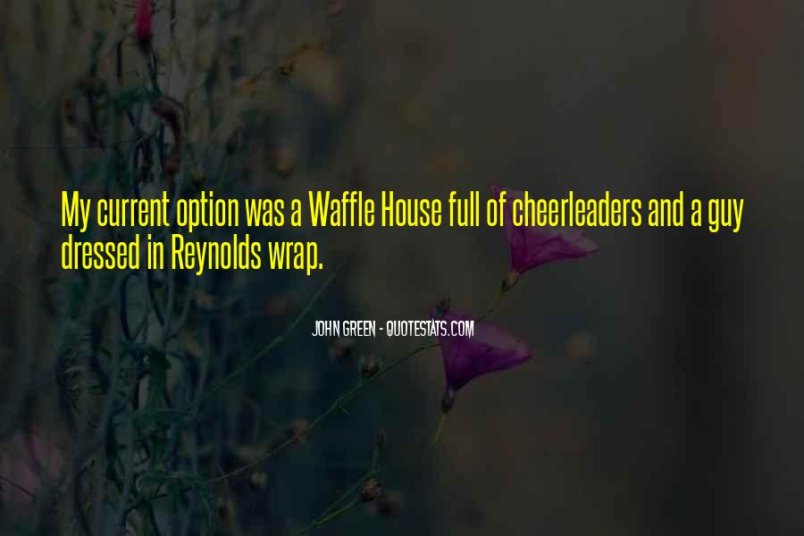 Waffle Quotes #297071