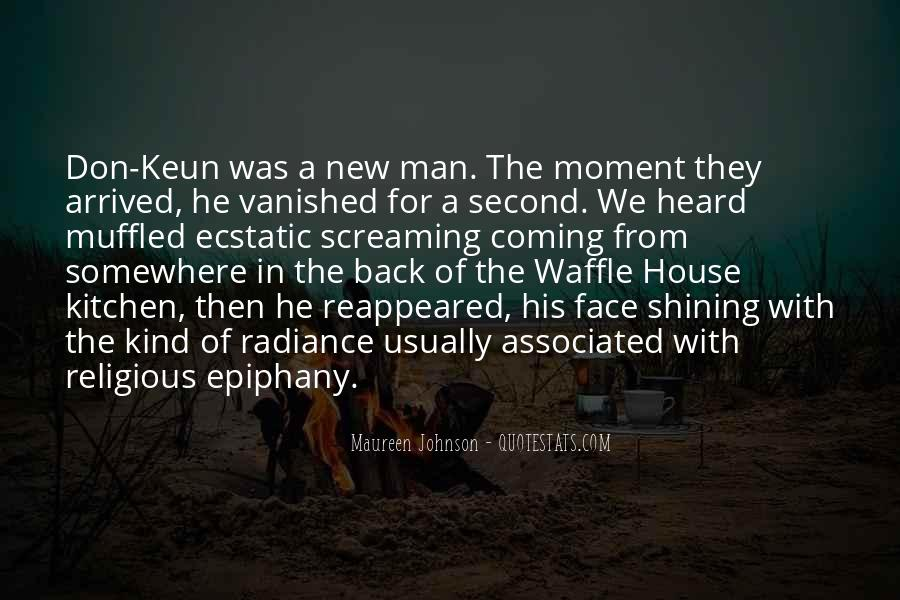 Waffle Quotes #802260