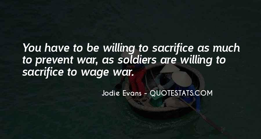 Wage War Quotes #127611