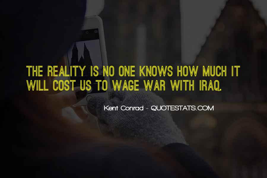 Wage War Quotes #333564