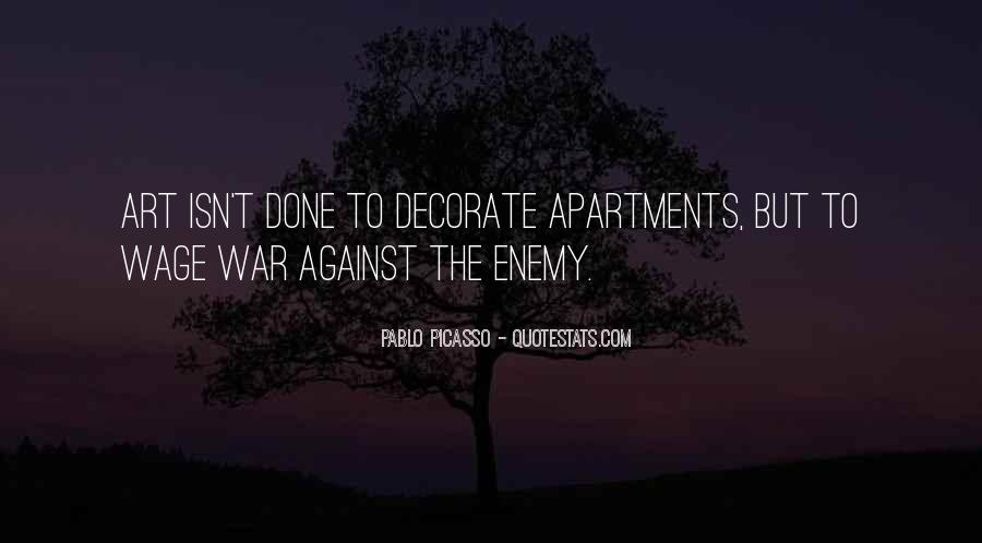 Wage War Quotes #904099