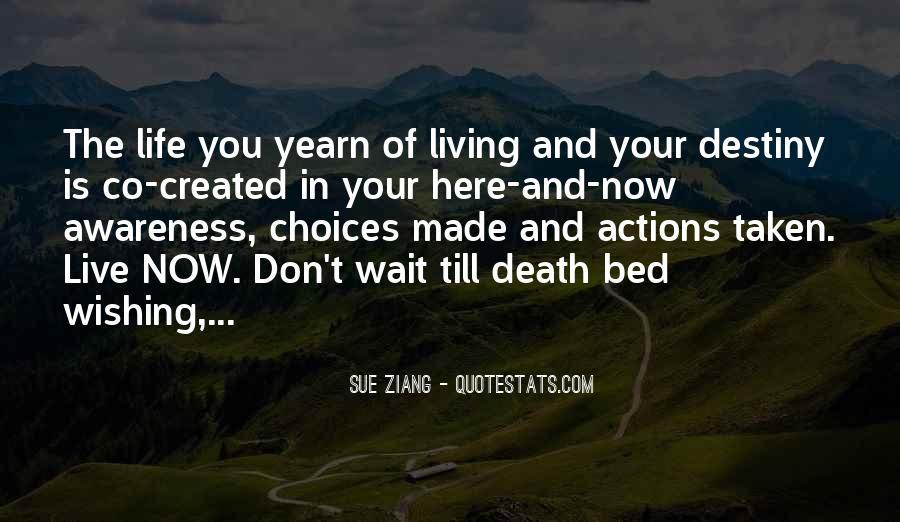 Wait Till Death Quotes #1542577