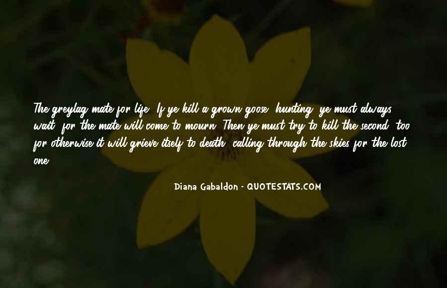 Wait Till Death Quotes #581757