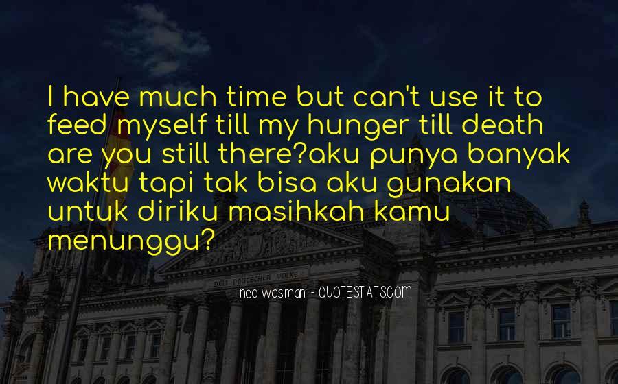 Wait Till Death Quotes #87412