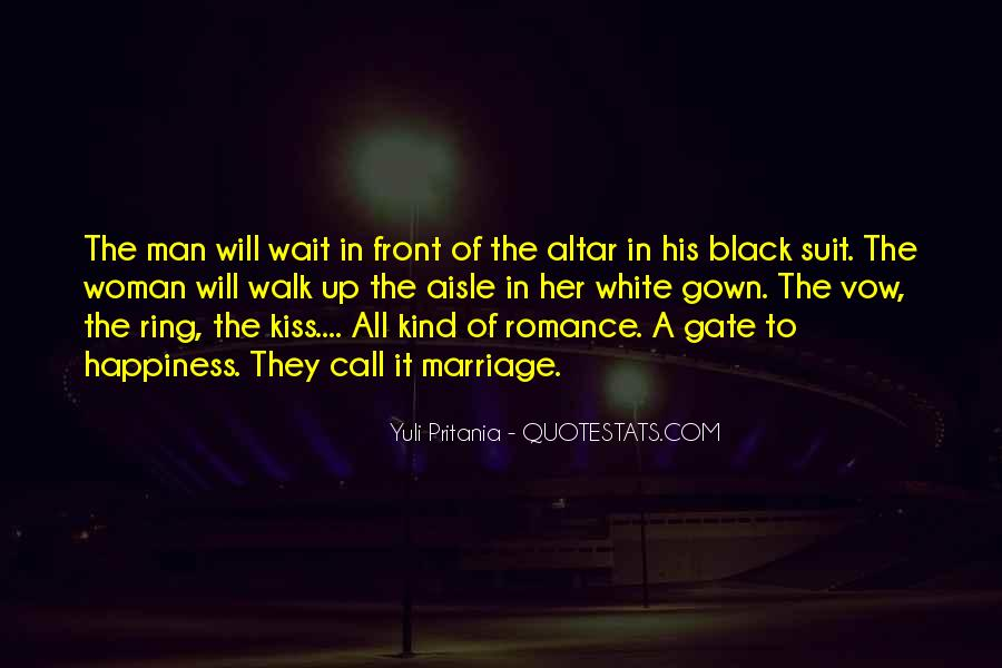 Wait Until Marriage Quotes #274430