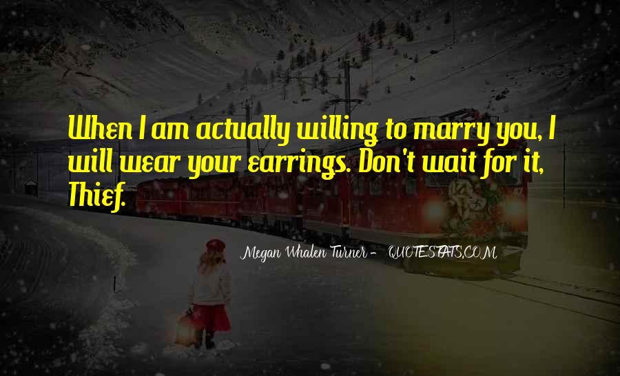Wait Until Marriage Quotes #838864