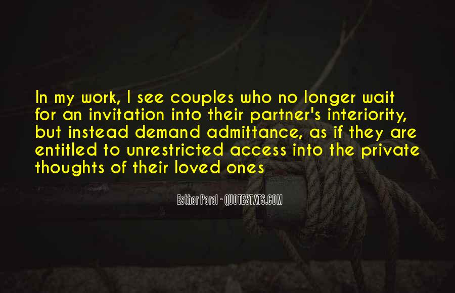 Wait Until Marriage Quotes #847590